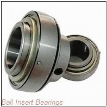 AMI MU001 Ball Insert Bearings