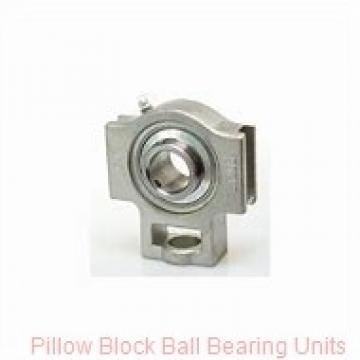 Hub City PB281WAHX2-3/16 HVAC Pillow Block Ball Bearing Units
