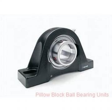 Hub City PB251DRWX1-11/16 Pillow Block Ball Bearing Units