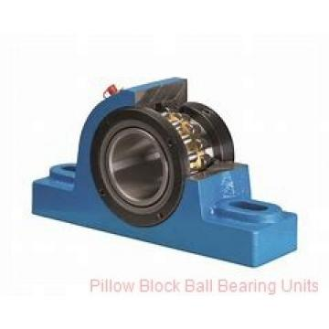 Hub City PB251DRWX1-1/8 Pillow Block Ball Bearing Units