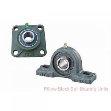 Hub City TPB250X1-11/16 Pillow Block Ball Bearing Units
