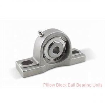 Hub City PB251STWX1-1/8 Pillow Block Ball Bearing Units
