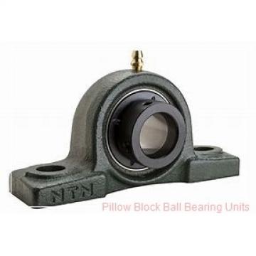 Hub City PB220DRWX2-3/16 Pillow Block Ball Bearing Units