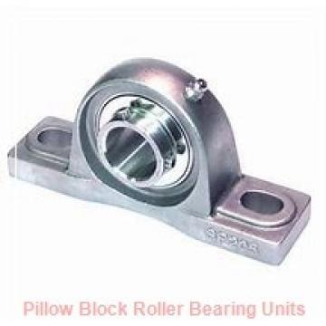1.375 Inch | 34.925 Millimeter x 2.625 Inch | 66.675 Millimeter x 1.875 Inch | 47.63 Millimeter  Dodge P2B-IP-106RE Pillow Block Roller Bearing Units