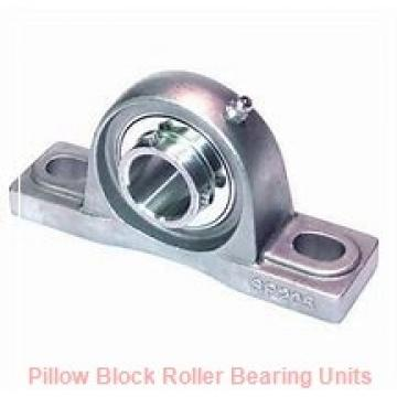 2.7500 in x 9.88 to 11-1/2 in x 3.78 in  Dodge P2BK212R Pillow Block Roller Bearing Units