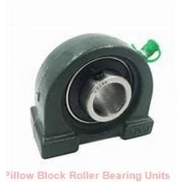70 mm x 244.5 to 268.3 mm x 3-1/2 in  Dodge ISN 516-070MLS Pillow Block Roller Bearing Units