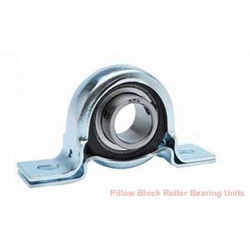 70 mm x 244.5 to 268.3 mm x 3-1/2 in  Dodge ISN 516-070MFS Pillow Block Roller Bearing Units