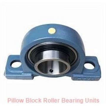 30 mm x 145 to 155 mm x 2-5/8 in  Dodge ISN 507-030MLR Pillow Block Roller Bearing Units