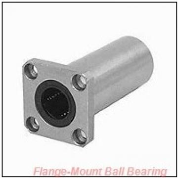 1.0000 in x 3.0000 in x 3.7500 in  Boston Gear (Altra) PS3-1 Flange-Mount Ball Bearing Units