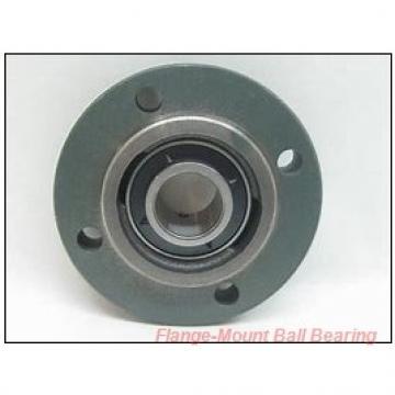 AMI UCFT205-16FS Flange-Mount Ball Bearing Units