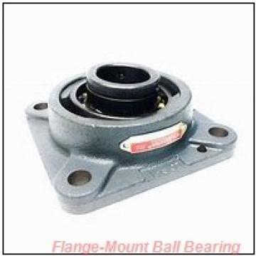 Timken VCJ 5/8 Flange-Mount Ball Bearing Units
