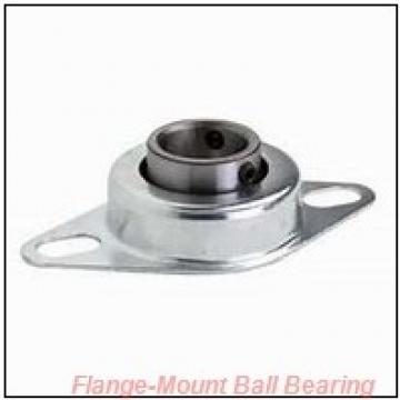 AMI UCFCX07-23 Flange-Mount Ball Bearing Units