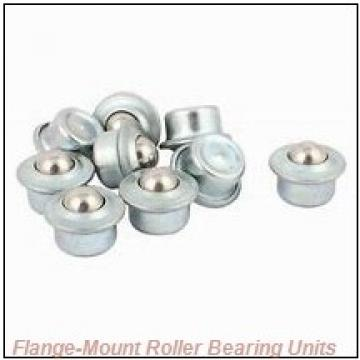 4-3/16 in x 9.3125 in x 15.0000 in  Cooper 01BCF403EX Flange-Mount Roller Bearing Units