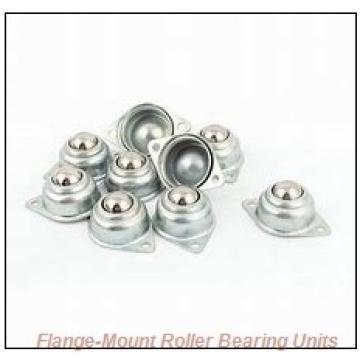 3-1/2 in x 7.6250 in x 13.0000 in  Cooper 01EBCF308EX Flange-Mount Roller Bearing Units