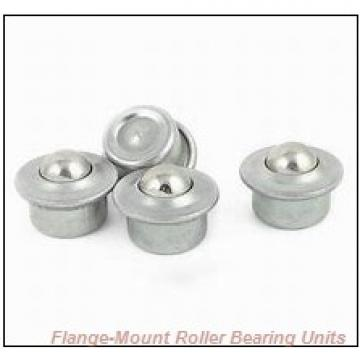 5 in x 11.5000 in x 18.5000 in  Cooper 02BCF500EX Flange-Mount Roller Bearing Units