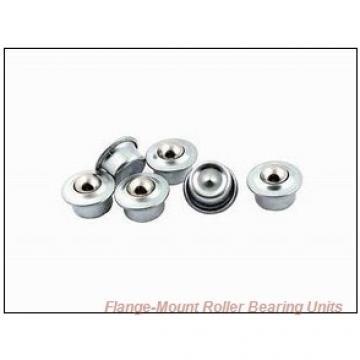 5-7/16 in x 12.3750 in x 20.0000 in  Cooper 02BCF507GR Flange-Mount Roller Bearing Units