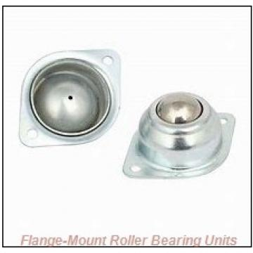 1-7/16 in x 4.5625 in x 8.0000 in  Cooper 01BCF107EX Flange-Mount Roller Bearing Units