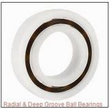 15 mm x 35 mm x 11 mm  Koyo Bearing 6202 2RD Radial & Deep Groove Ball Bearings